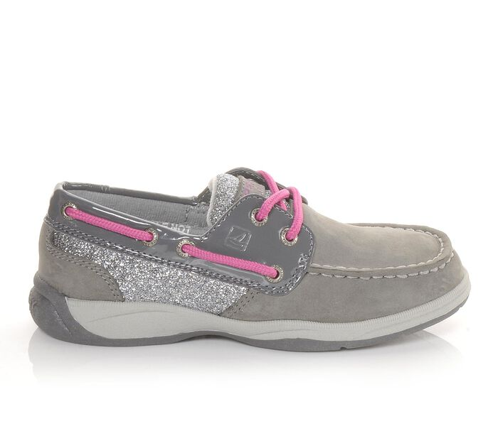 Girls' Sperry Intrepid Girls 12.5-6 Boat Shoes