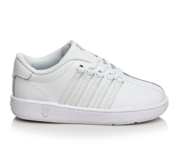 Kids' K-Swiss Infant & Toddler Classic Cup Sole Retro Sneakers
