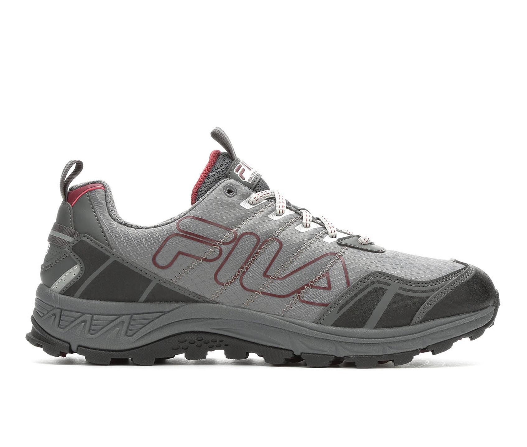 Men S Fila Memory Blowout Water Resistant Running Shoes
