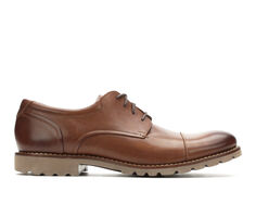 Men's Rockport Modern Break Cap Toe Oxfords