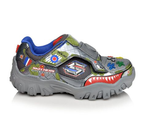 Boys' Skechers Damager III-Game Kicks 2 Light-Up Sneakers