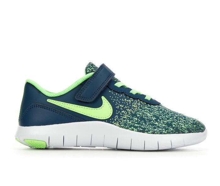 080375659b Boys' Nike Little Kid Flex Contact Velcro Running Shoes | Shoe Carnival