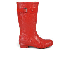 Women's Journee Collection Drizl Rain Boots