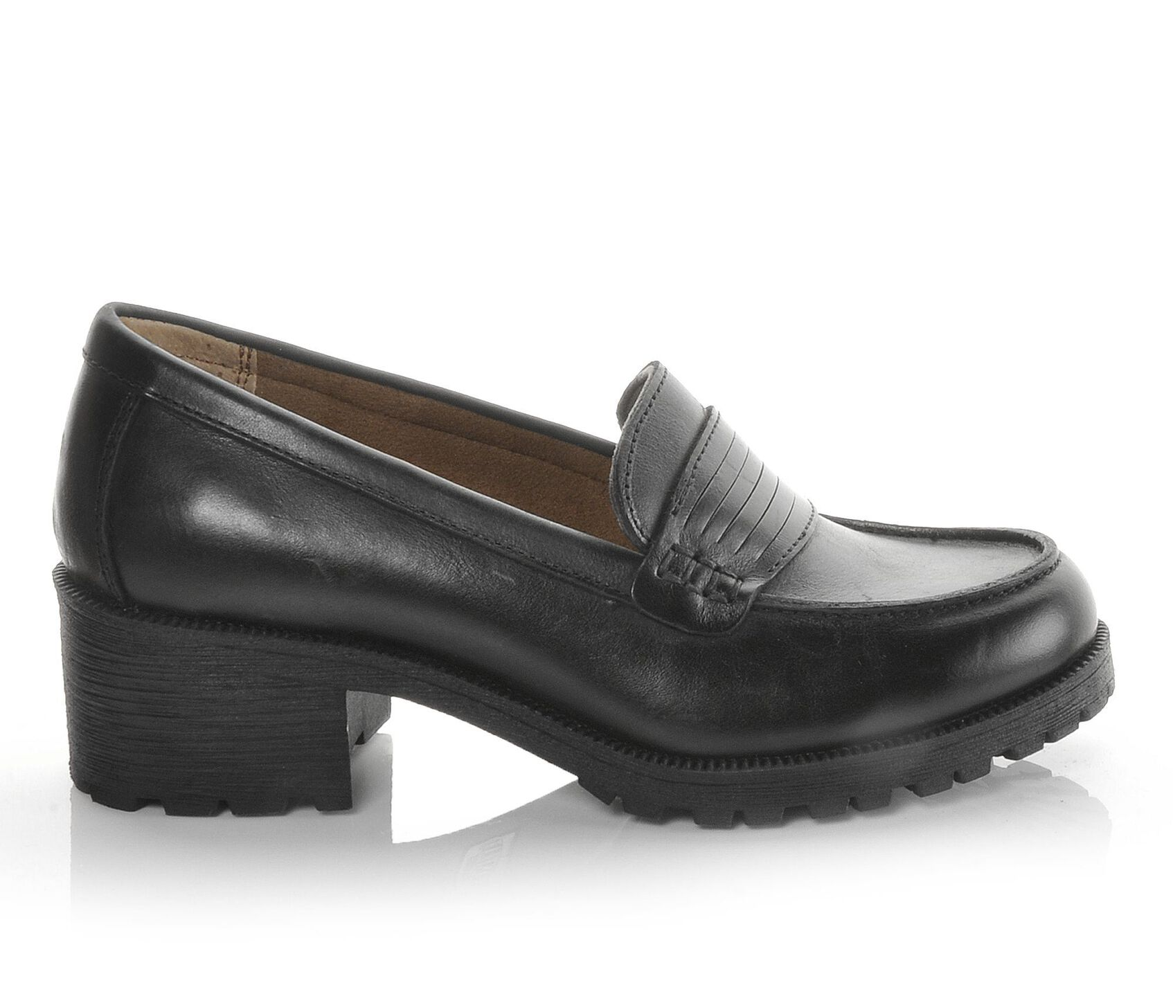 ea1fdde579c ... Eastland Newbury Heeled Penny Loafers. Previous