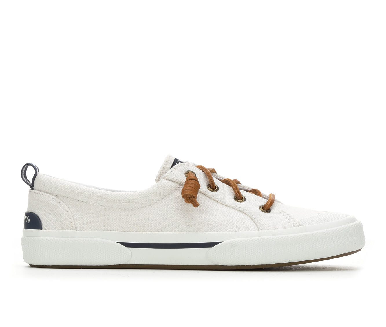 Women's Sperry Wave Lace to Toe Sneakers White