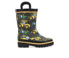 Boys' Western Chief Little Kid & Big Kid Tractor Tough Rain Boots