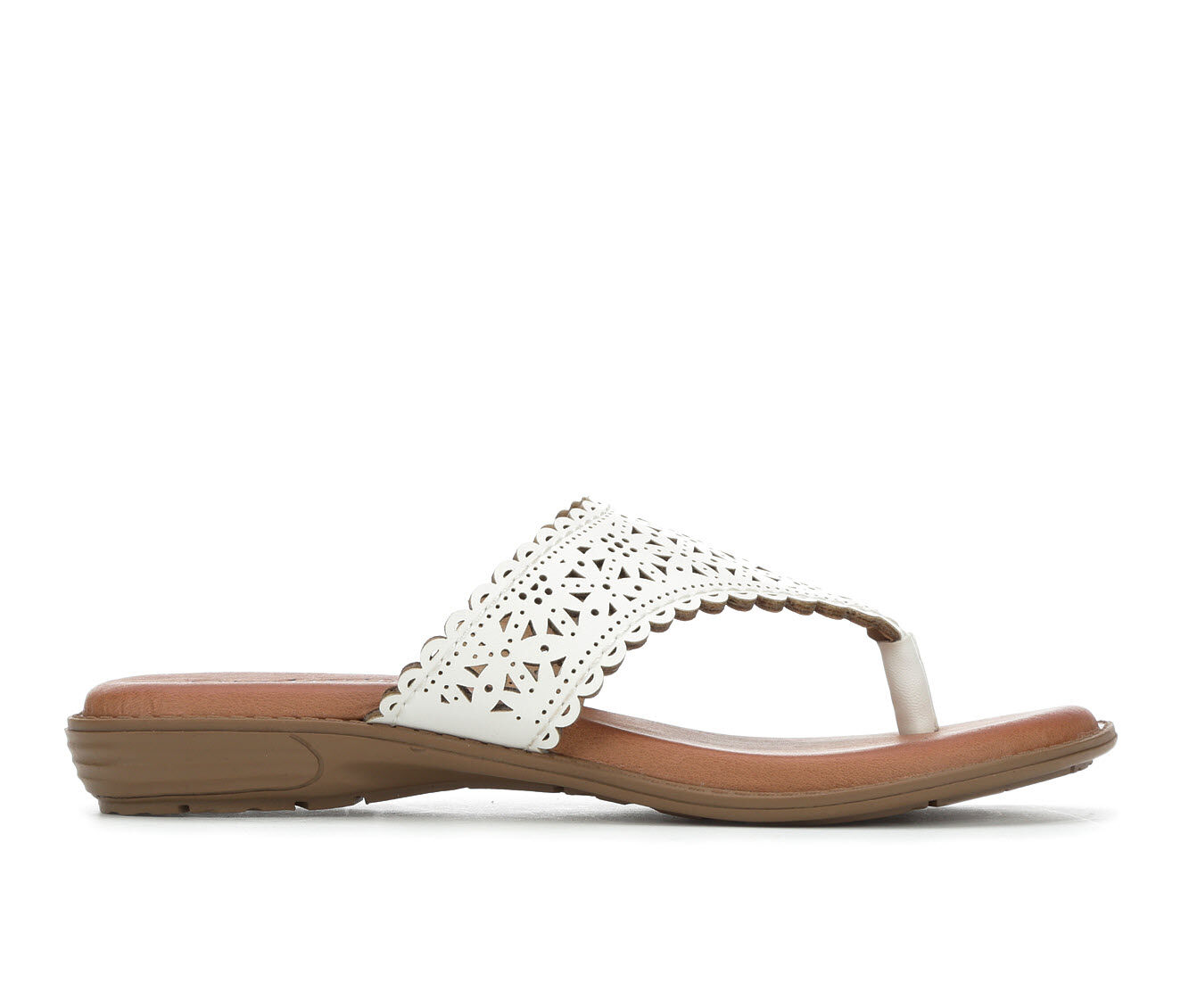 purchase comfortable Women's City Classified Quirk Sandals White