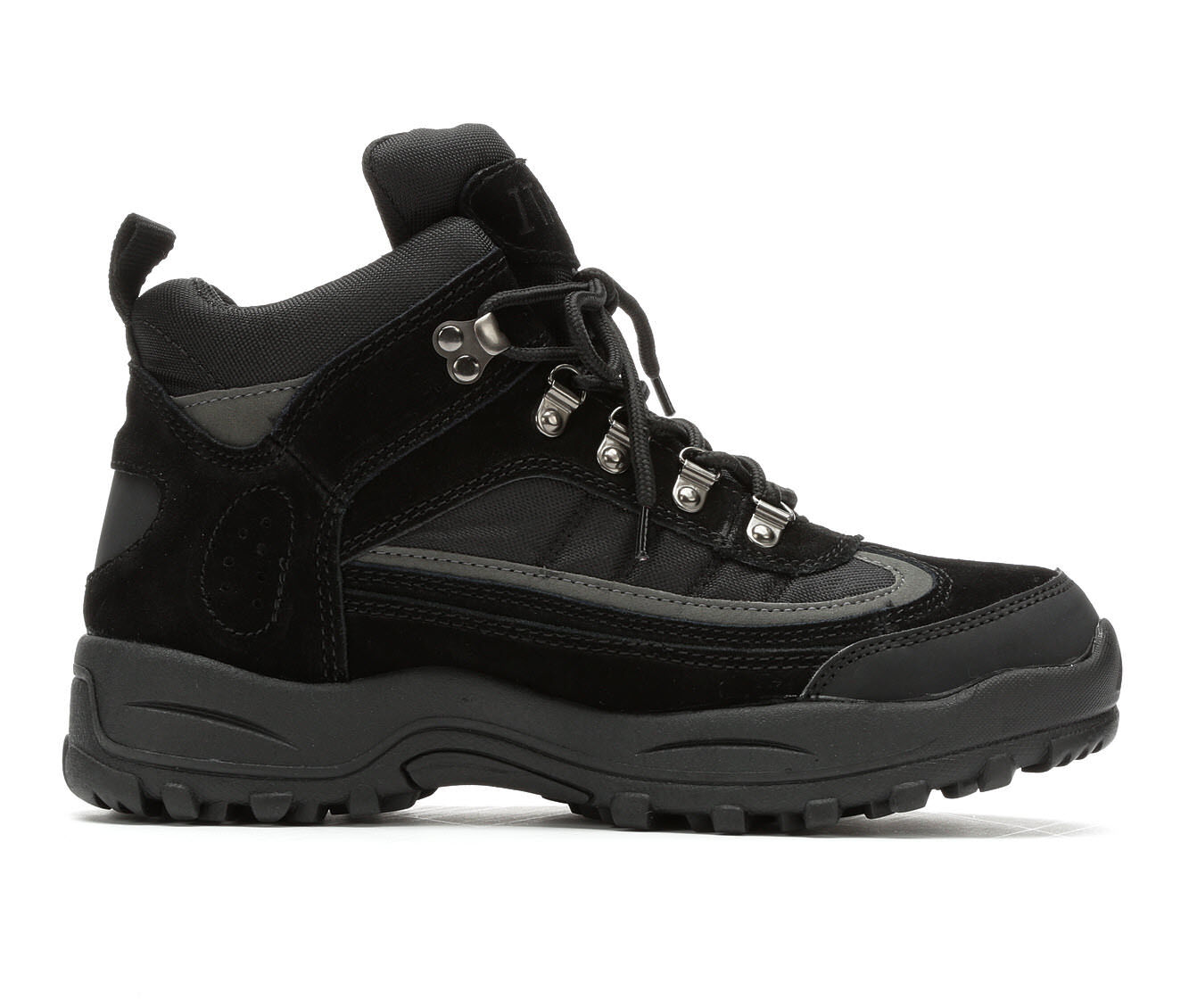 Sophisticated Men's Itasca Sonoma Brazil Hiking Boots Black