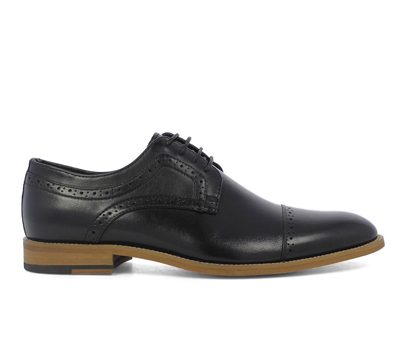 Men's Stacy Adams Dickinson Dress Shoes Black