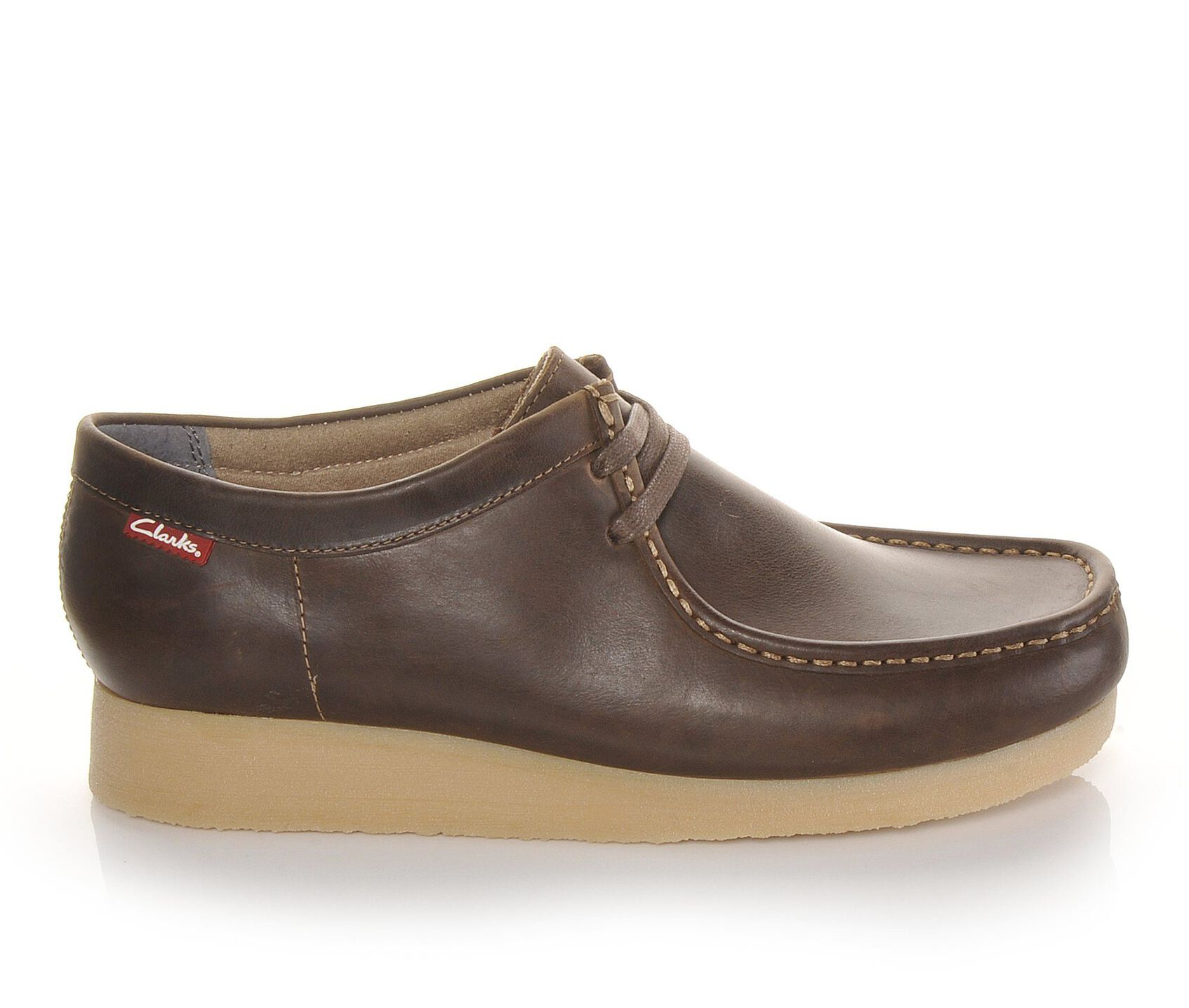 From the docks to downtown, these CLOUDSTEPPERS(TM) boat shoes with a mesh design are sure to please both your sense of style and your feet. From Clarks Footwear.