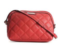 Madden Girl Quitled Crossbody Handbag