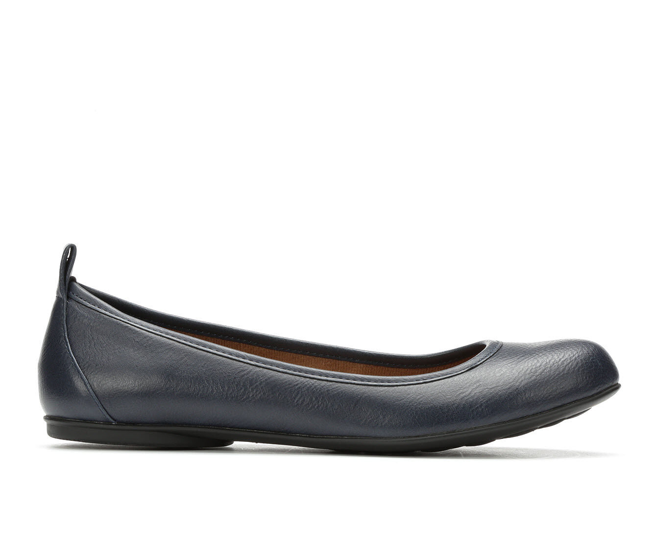 purchase new arrivals Women's Vintage 7 Eight Emma Flats Navy