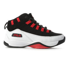 Boys' Fila Little Kid & Big Kid Seven-Five Basketball Shoes
