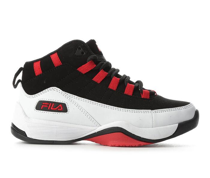 Boys' Fila Little Kid & Big Kid Seven-Five Basketball Shoes