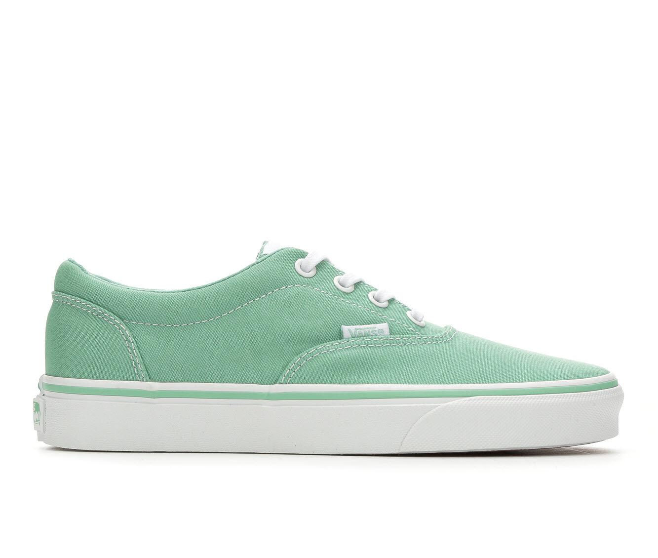 Women's Vans Doheny Skate Shoes Neptune Green