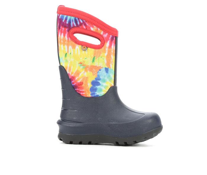 Kids' Bogs Footwear Little Kid & Big Kid Neo Classic Tie Dye Winter Boots