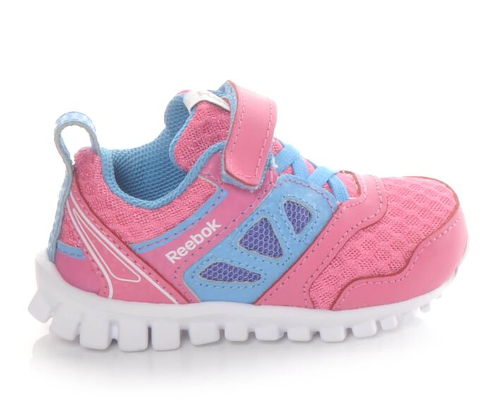 Girls' Reebok Infant RealFlex Speed 3 Girls Athletic Shoes