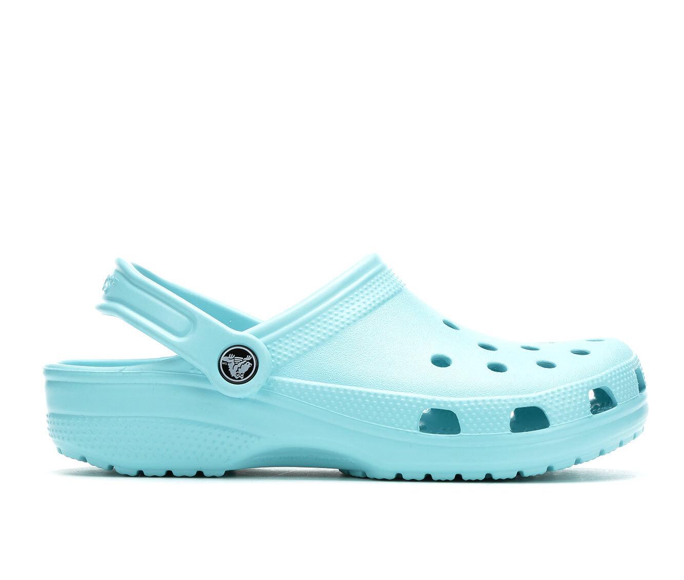 Women's Crocs Classic Clogs Ice Blue