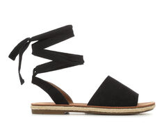 Women's Y-Not Knotted Tie-Up Sandals