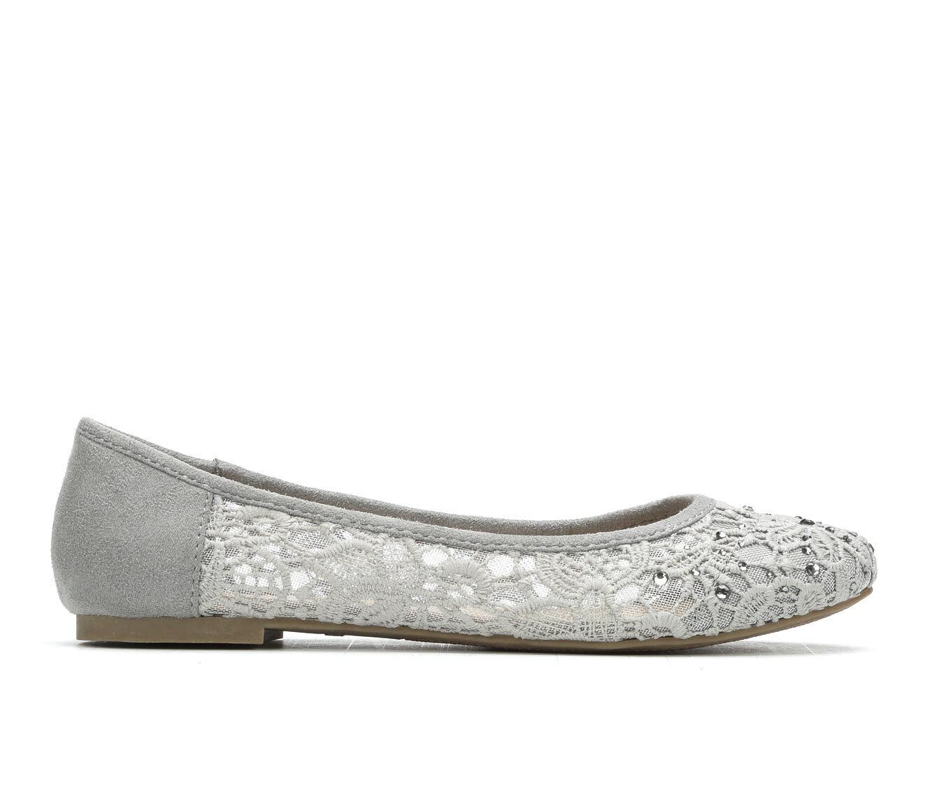 Factory Sale Women's Zigi Soho Hypnotize Flats Silver