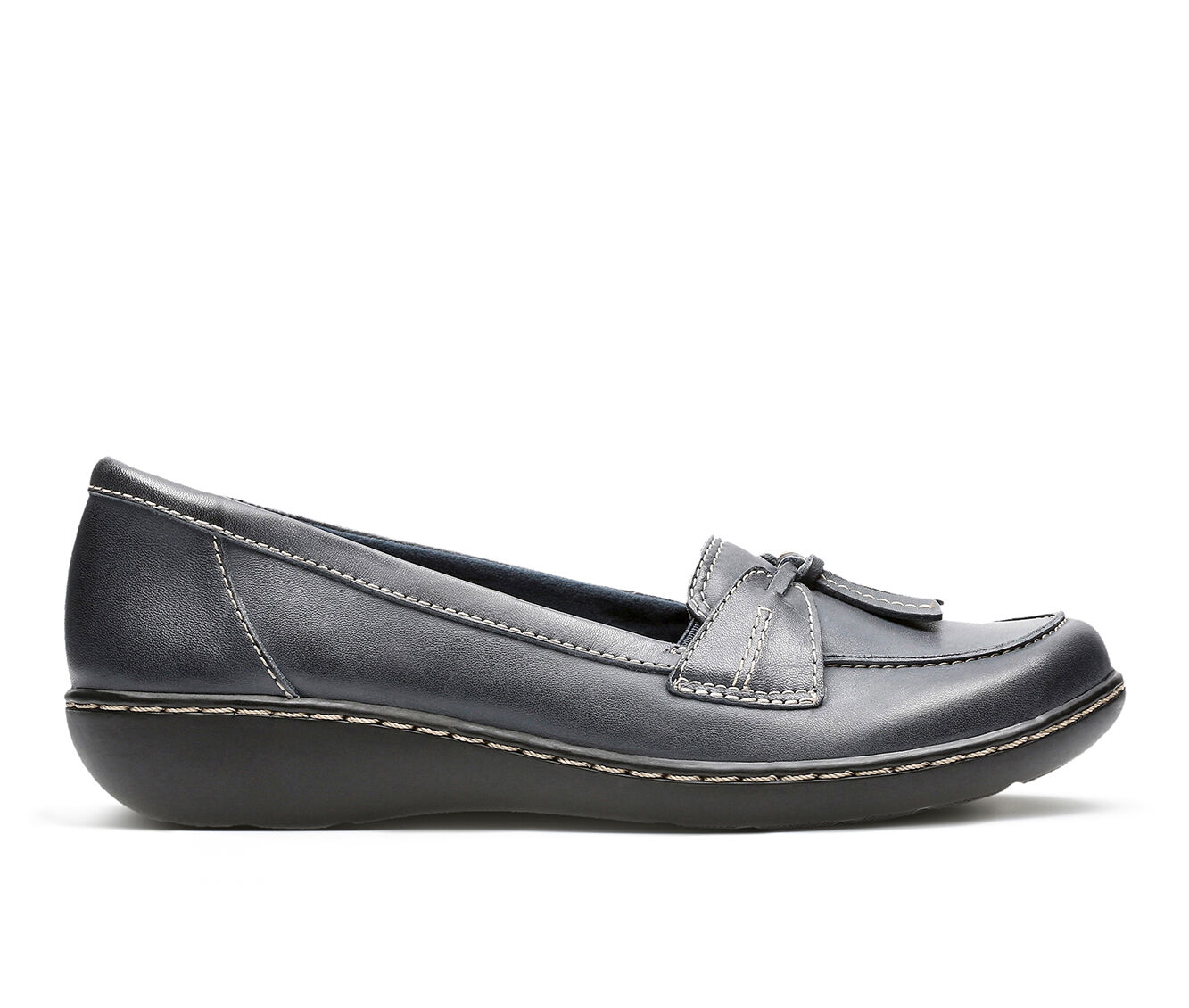 Women's Clarks Ashland Bubble Navy