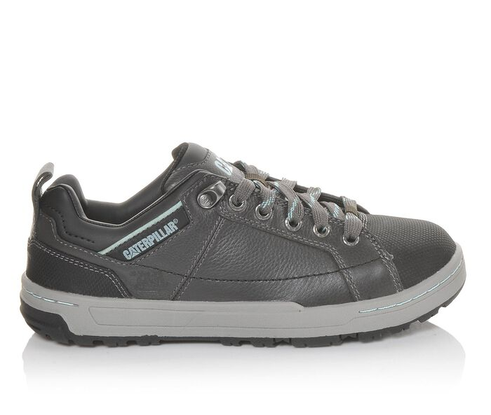 Women's Caterpillar Brode Steel Toe Oxford - Ladies Work Shoes