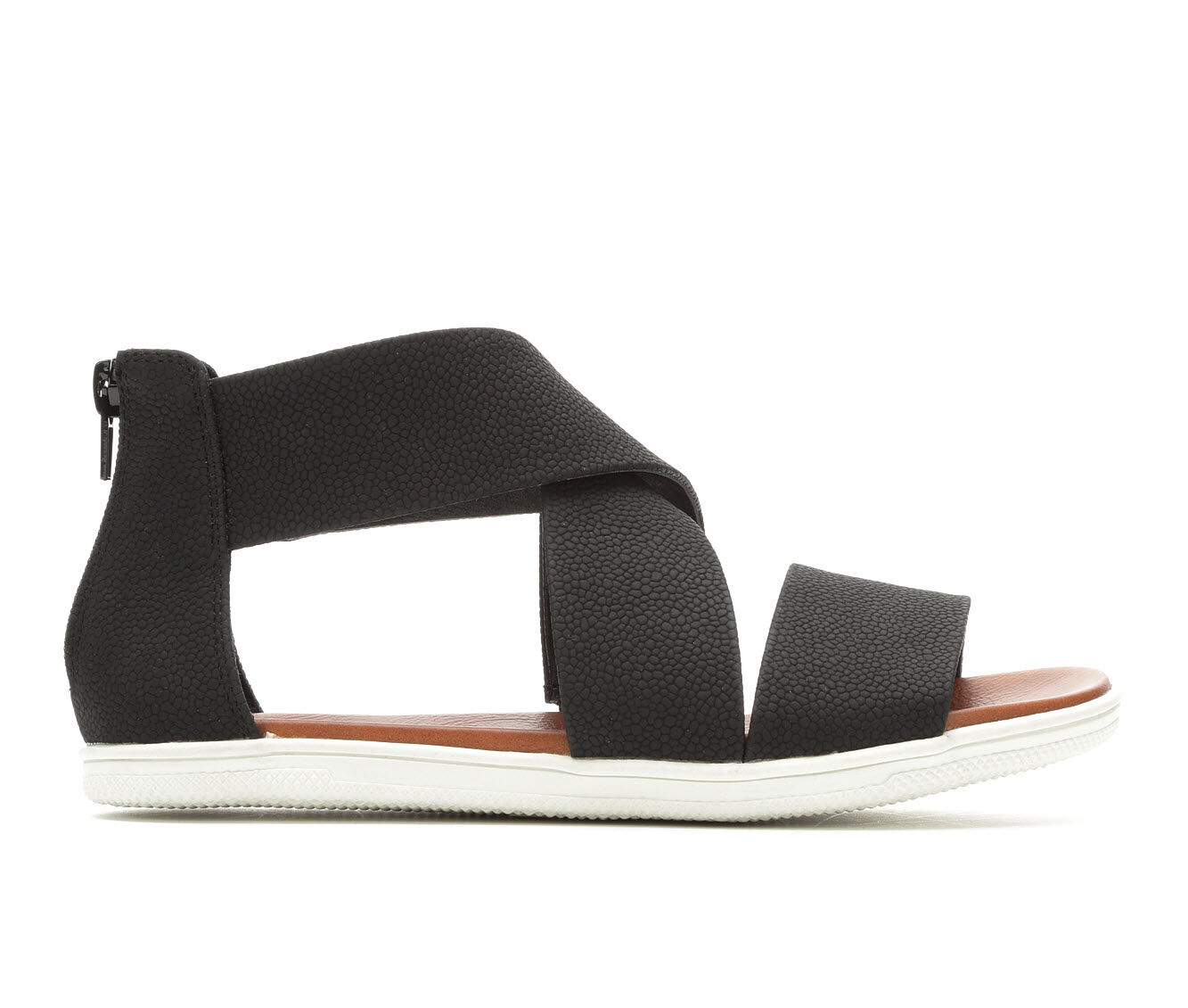 Buy Authentic Women's MIA Deana Strappy Sandals Black