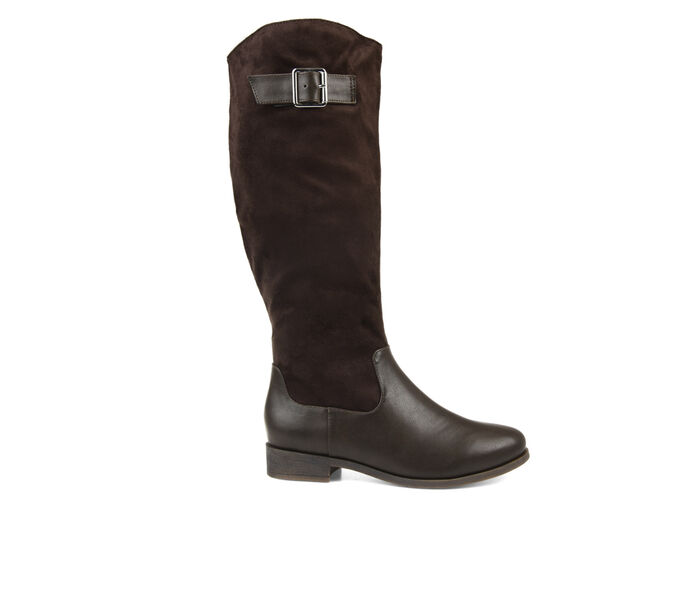 Women's Journee Collection Frenchy Wide Calf Knee High Boots