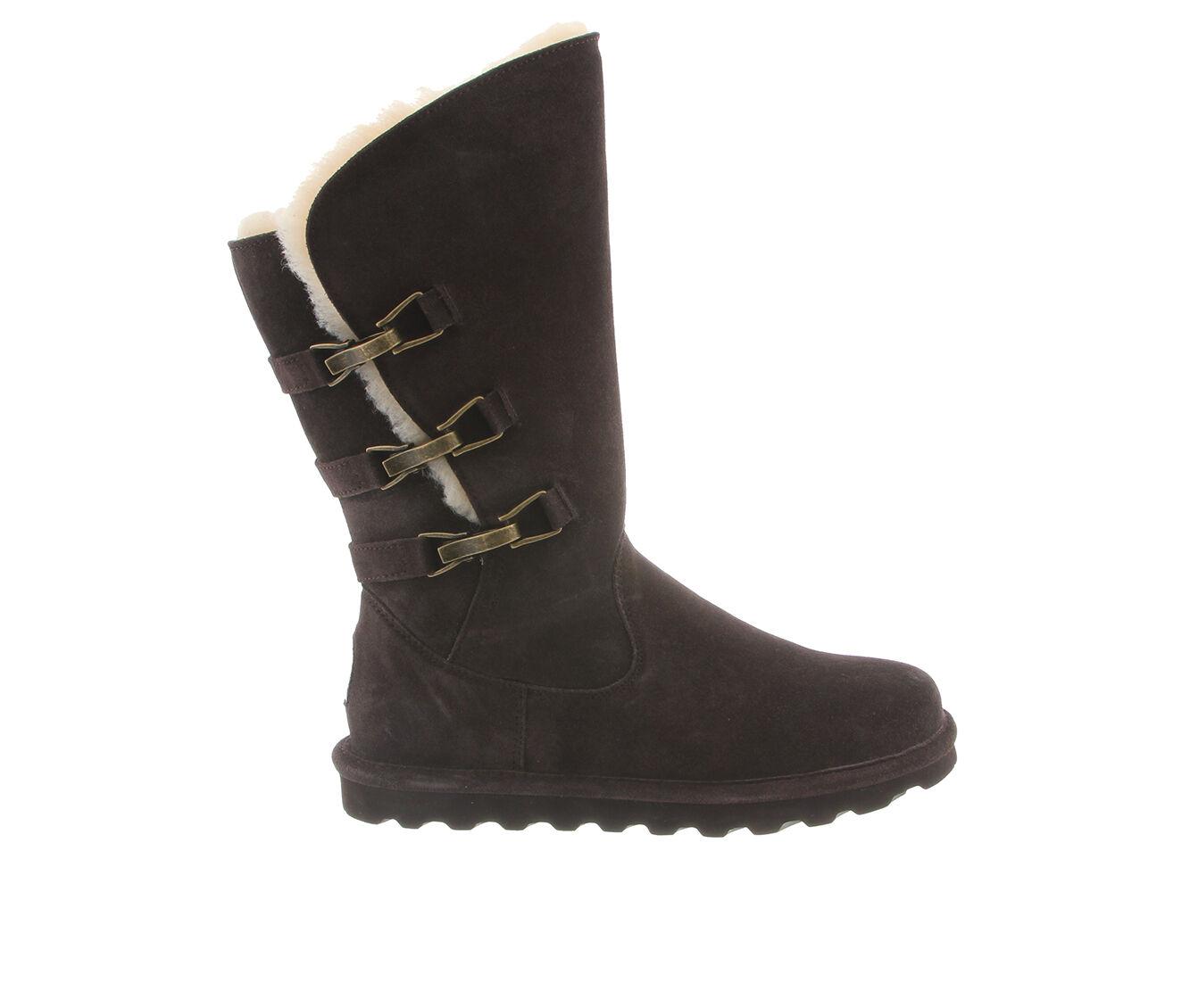 Women's Bearpaw Jenna Boots Chocolate