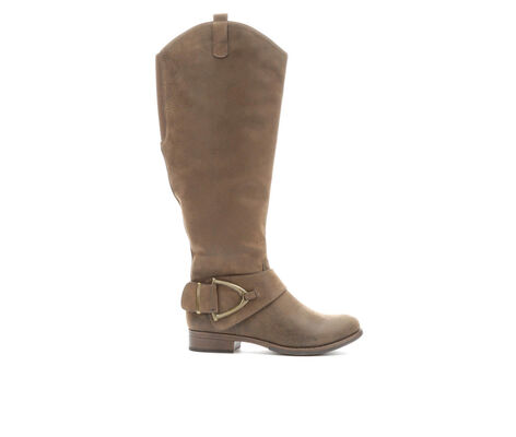 Women's Unr8ed Barranquilla Wide Calf Riding Boots
