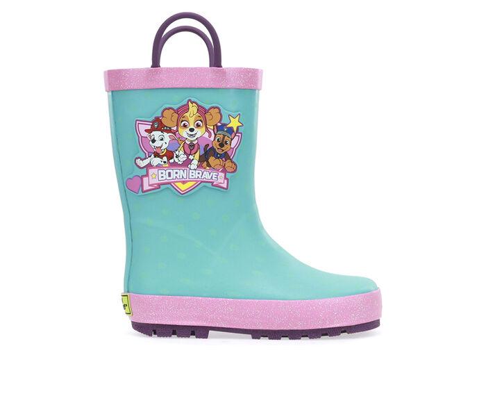 Girls' Western Chief Toddler & Little Kid Paw Patrol Rain Boots