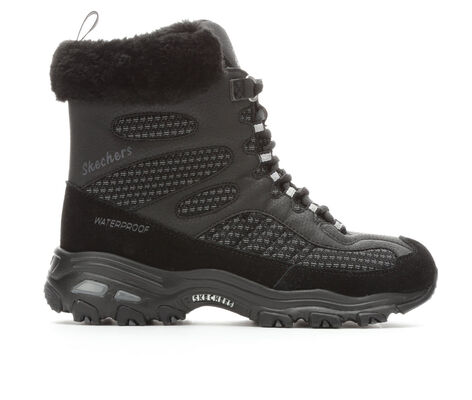 Women's Skechers D'lite 48634 Winter Boots