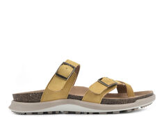 Women's White Mountain Powerful Footbed Sandals