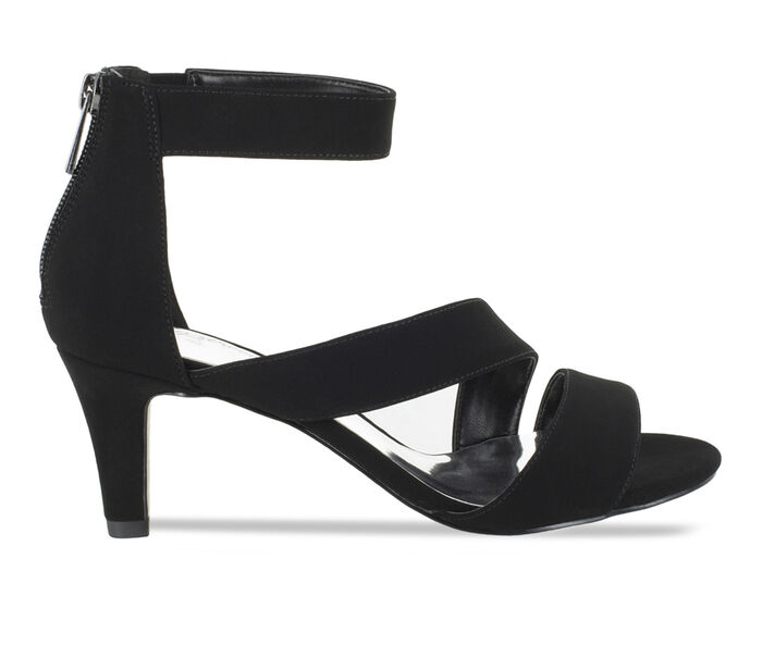 Women's Easy Street Maxi Strappy Heeled Dress Sandals