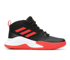 Boys' Adidas Little Kid & Big Kid Own the Game Wide Basketball Shoes