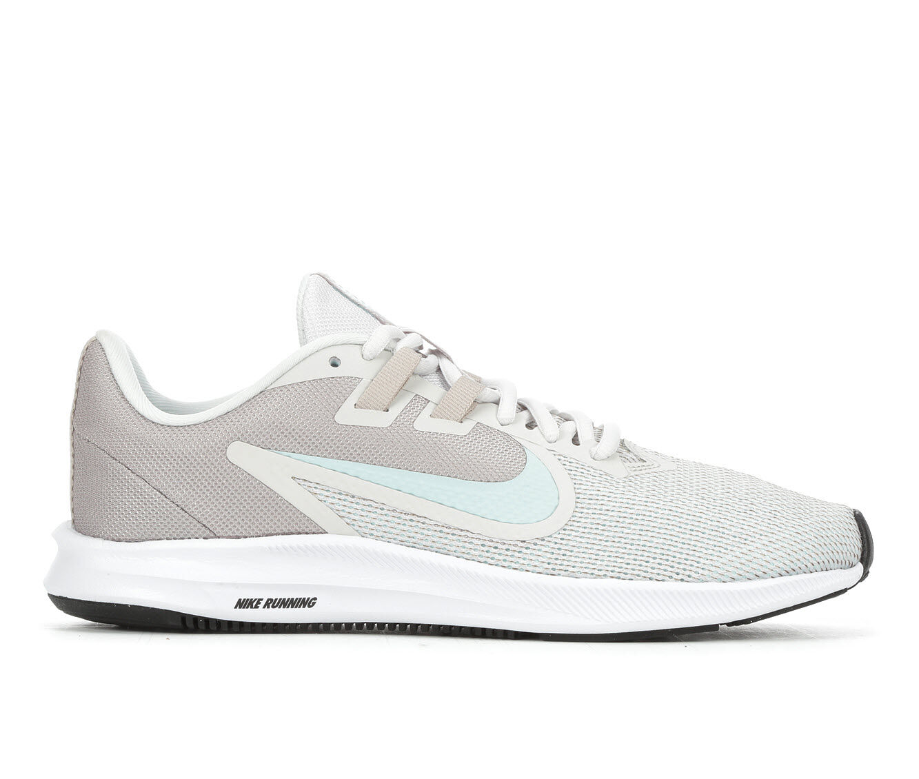 Adorable Women's Nike Downshifter 9 Running Shoes Plat/Wht/Teal