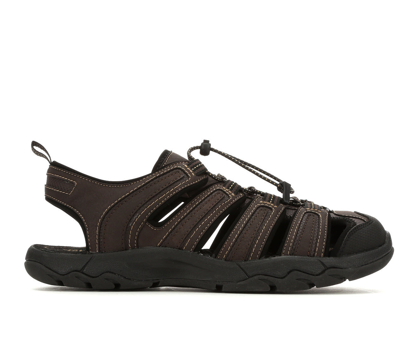Men's Gotcha Cedar Hiking Sandals Brown