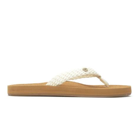 Women's Roxy Tidepool II Woven Flip-Flops
