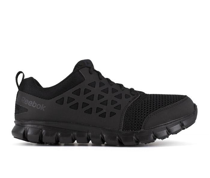 Men's REEBOK WORK Sublite Cushion Slip Resistant Slip Resistant Shoes