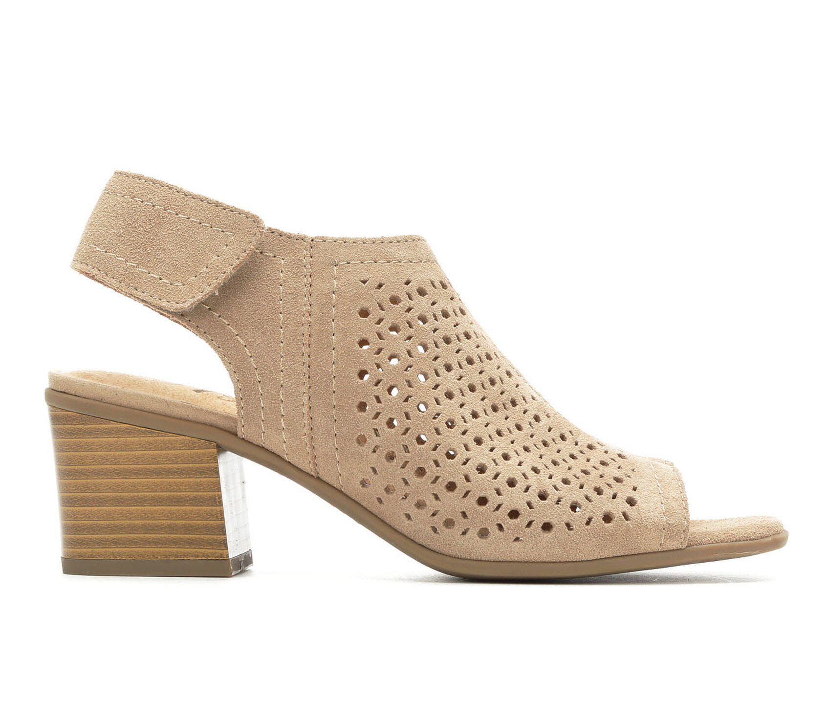 b9483978624d4 Women's Vintage 7 Eight Lenora Heeled Sandals   Shoe Carnival