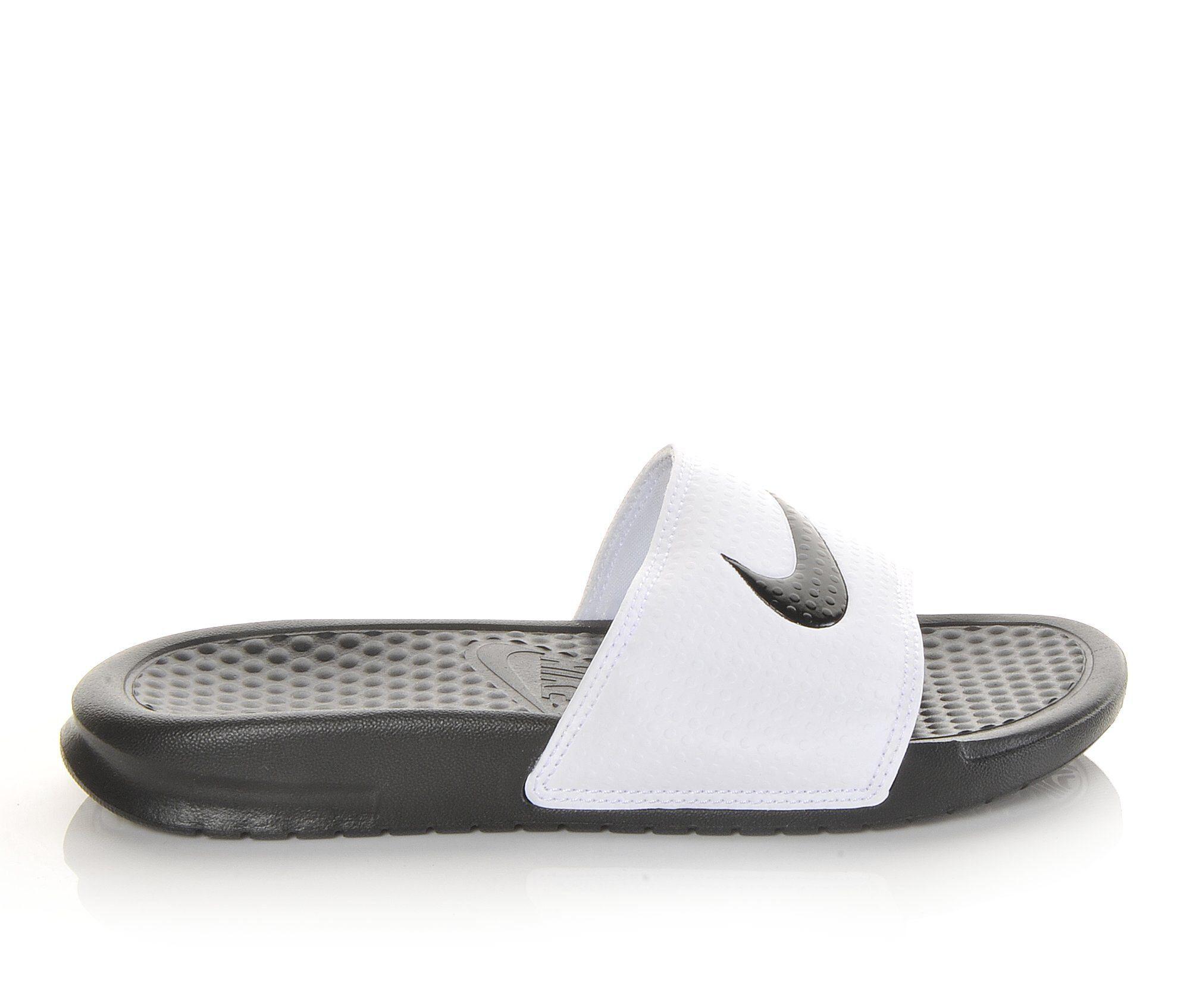 Livraison gratuite nouveau vente Footlocker Femmes Nike Benassi Glisse Swoosh Carnaval achat vente jeu 2015 i0VKEJc