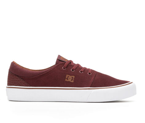 Men's DC Trase SD Suede Skate Shoes