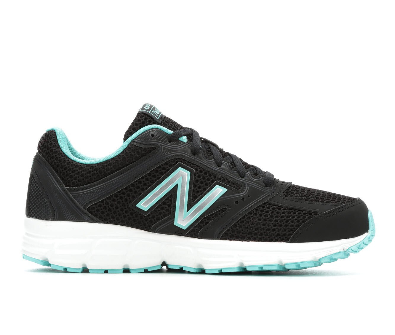 Women's New Balance W460V2 Running Shoes Black/Tidepool