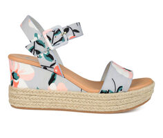 Women's Journee Collection Dulcie Espadrille Wedges