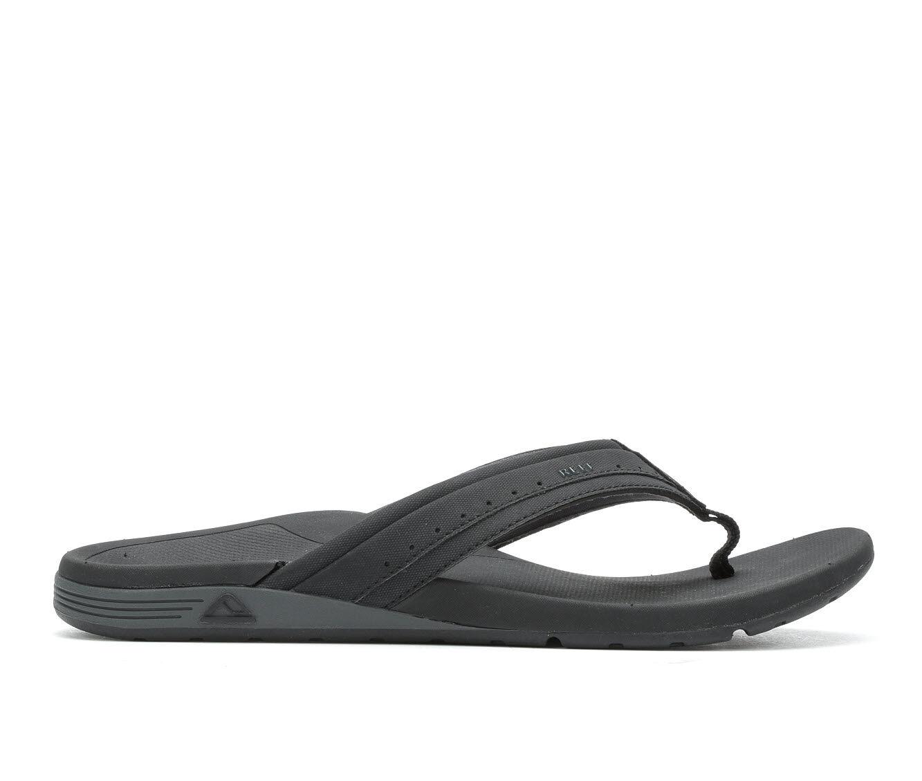 Men's Reef Ortho Spring Flip-Flops Black