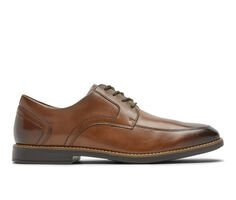 Men's Rockport Wighton Apron Toe Dress Shoes