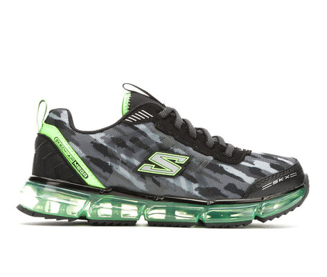 Boys' Skechers Skech Air Mega 10.5-7 Running Shoes