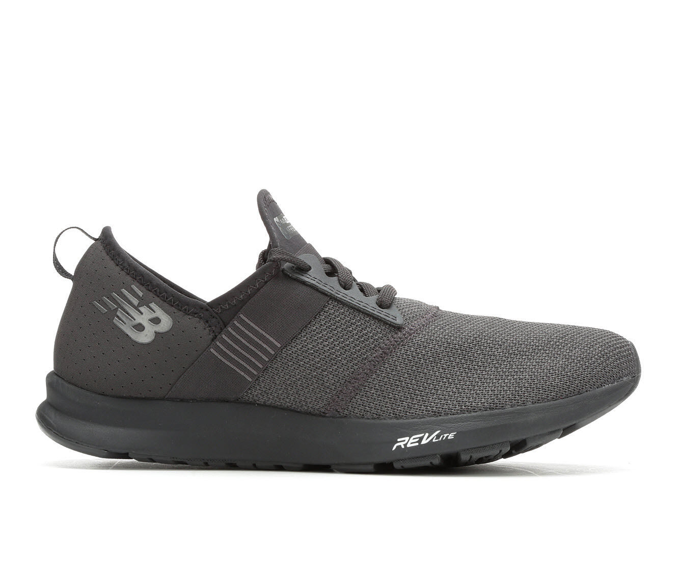 Women's New Balance FuelCore Nergize Sneakers Black/Charcoal