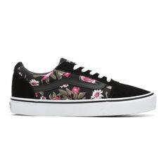 Women's Vans Ward Roses Skate Shoes