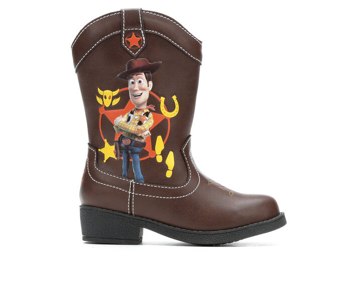 Boys' Disney Toddler & Little Kid Toy Story Cowboy Boots